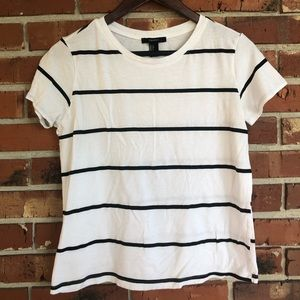 FOREVER 21 {small} stripe tee